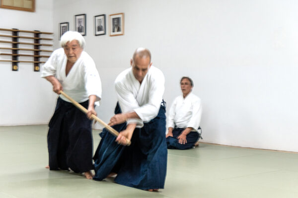 The dojo has reopened after more than a year. It was closed due to the COVID -19 pandemic.